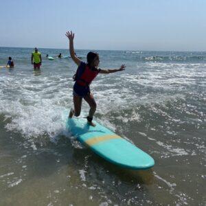 Iniciación al surf desde 6 años